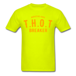 THOT Breaker Academy Classic T-Shirt - safety green