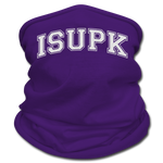 ISUPK Multifunctional Scarf - purple