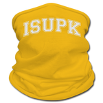 ISUPK Multifunctional Scarf - sun yellow