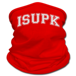 ISUPK Multifunctional Scarf - red