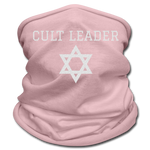 Cult Leader Multifunctional Scarf - pink