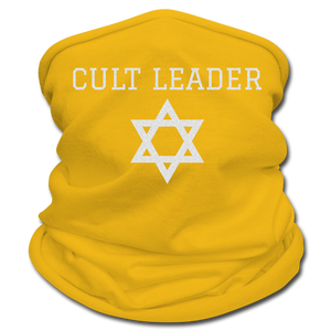Cult Leader Multifunctional Scarf - sun yellow