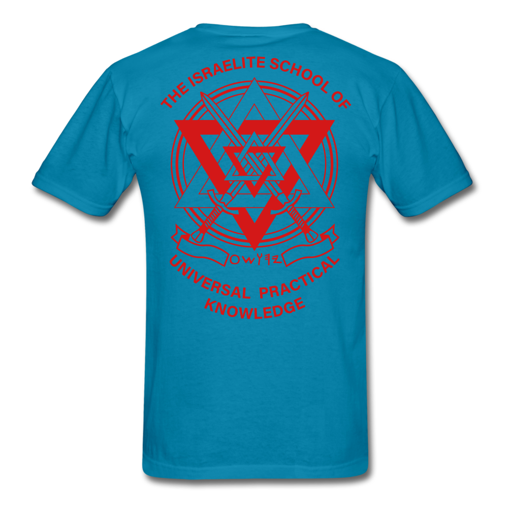 Warrior Priest (Capt. Special ) Short-Sleeve T-Shirt - turquoise