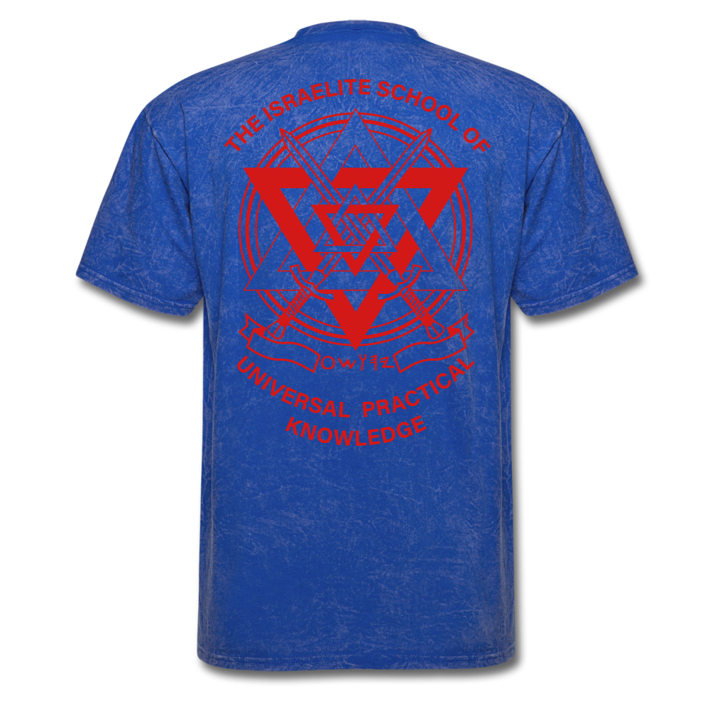 Warrior Priest (Capt. Special ) Short-Sleeve T-Shirt - mineral royal