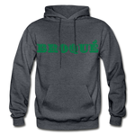 Broque Heavy Blend Adult Hoodie - charcoal gray