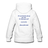 Your Customized Product - white