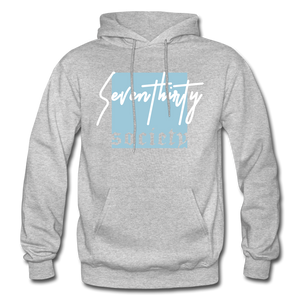 730 Adult Hoodie - heather gray