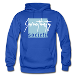 730 Adult Hoodie - royal blue