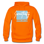 730 Adult Hoodie - orange