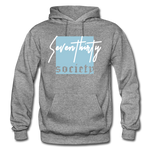 730 Adult Hoodie - graphite heather
