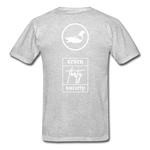 730 Logo T-Shirt - heather gray