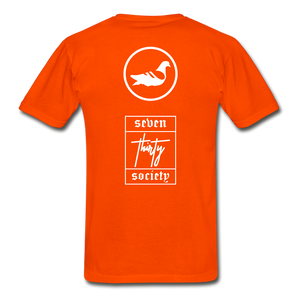 730 Logo T-Shirt - orange