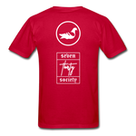 730 Logo T-Shirt - red
