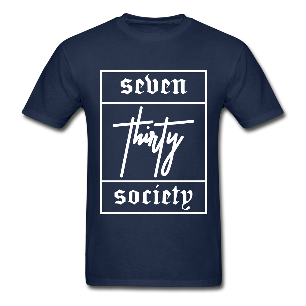 730 Logo T-Shirt - navy
