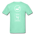 730 Logo T-Shirt - deep mint