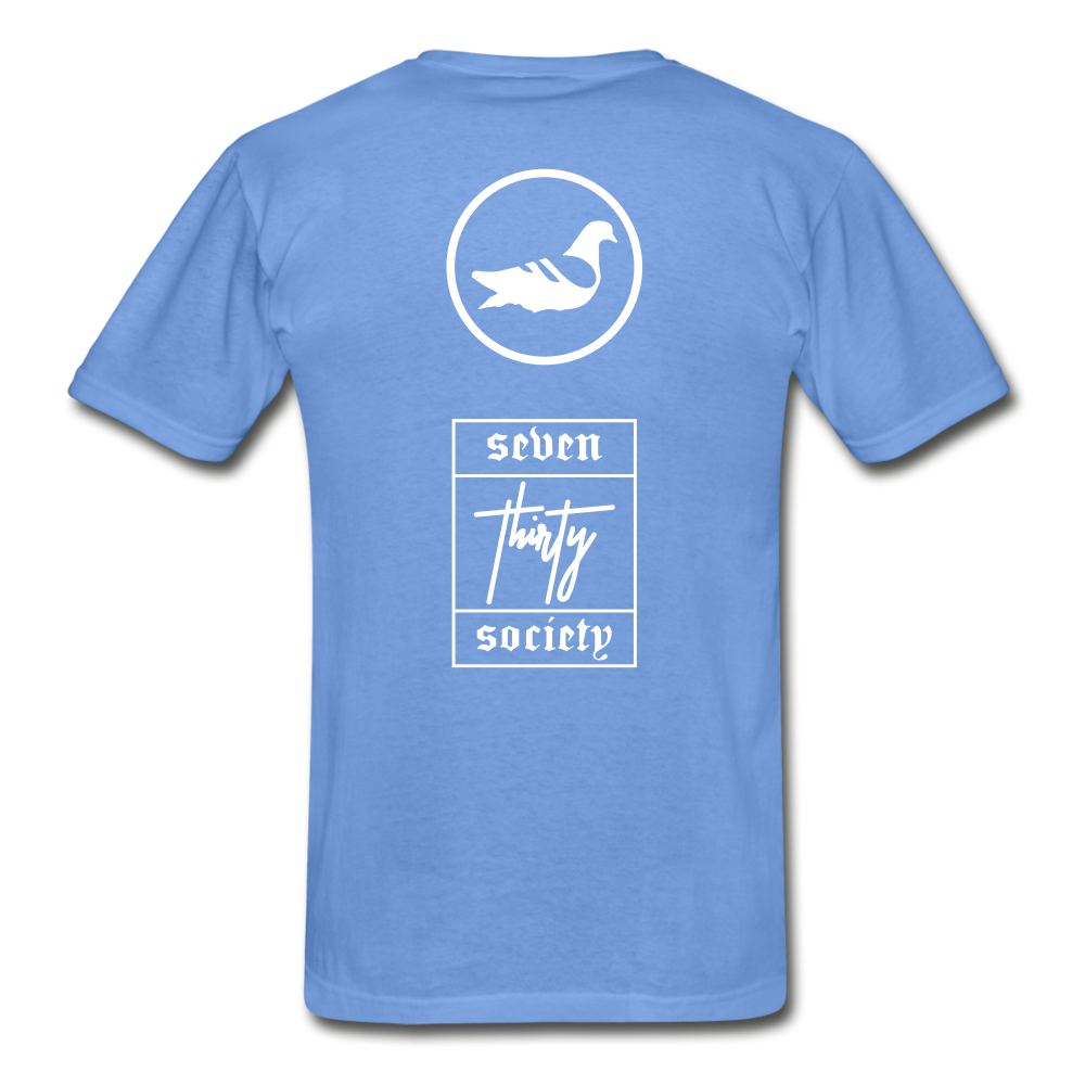 730 Logo T-Shirt - carolina blue