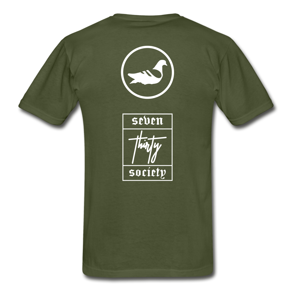730 Logo T-Shirt - military green