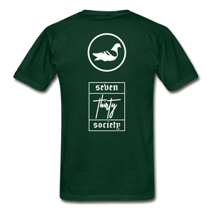 730 Logo T-Shirt - forest green