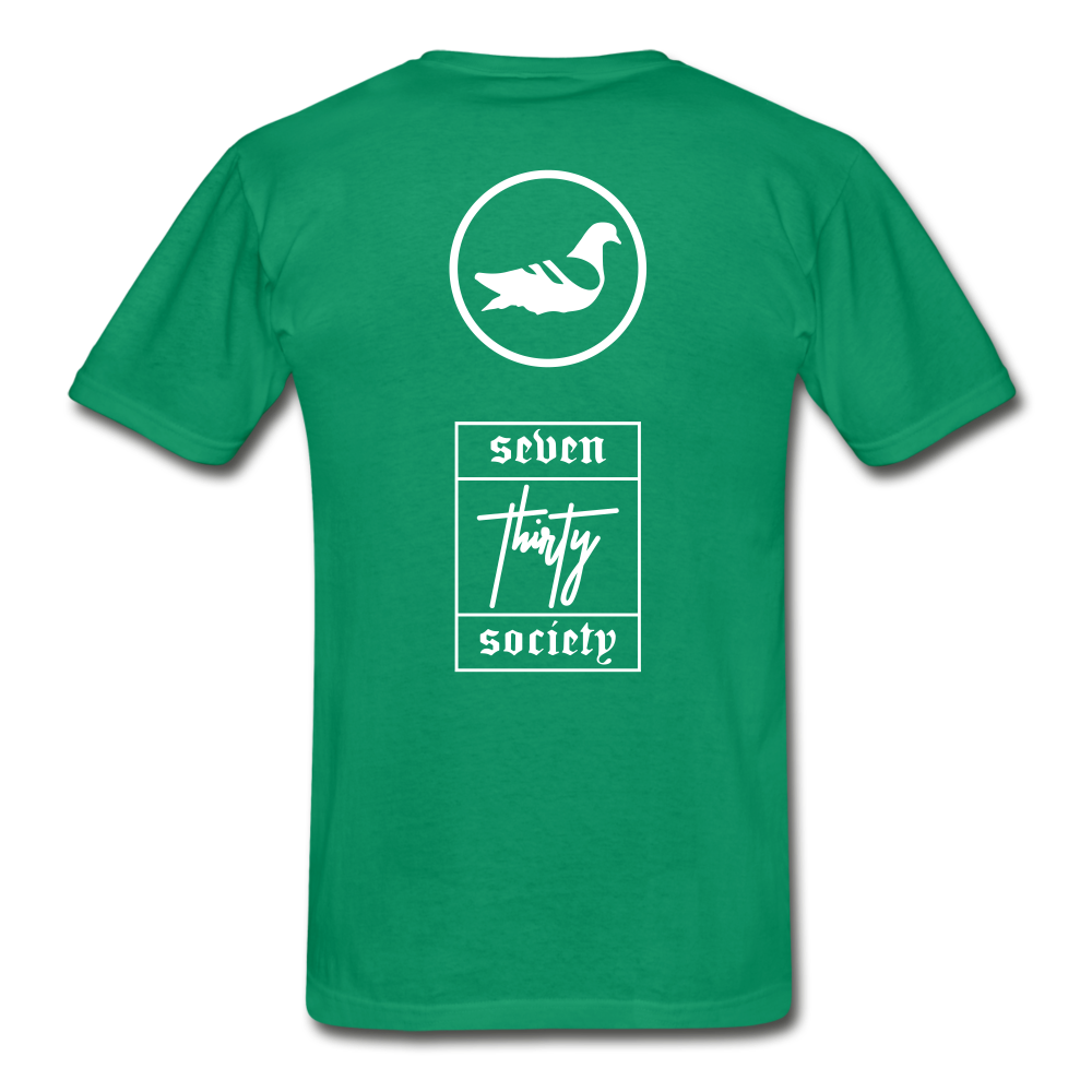 730 Logo T-Shirt - kelly green