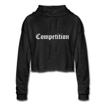 Competition Women's Cropped Hoodie - deep heather