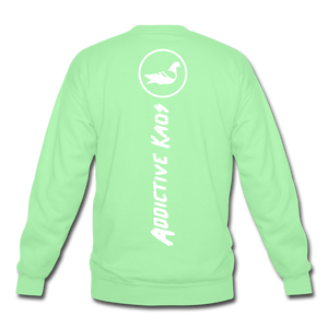 Competition Crewneck Sweatshirt - lime