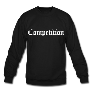 Competition Crewneck Sweatshirt - black