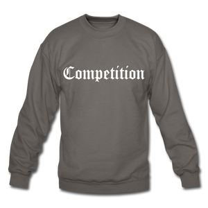 Competition Crewneck Sweatshirt - asphalt gray