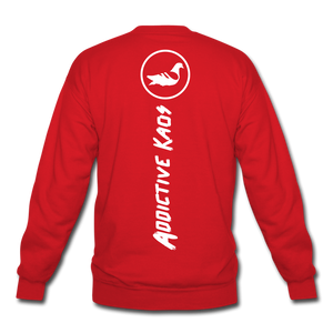Competition Crewneck Sweatshirt - red