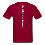 AK Glitch Classic T-Shirt - dark red