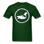 AK Glitch Classic T-Shirt - forest green