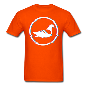 AK Glitch Classic T-Shirt - orange