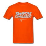 Rabid Rabit T-Shirt - orange