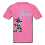 Rabid Rabit T-Shirt - hot pink