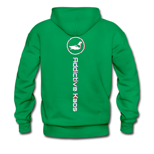 Hate Me Hoodie - kelly green