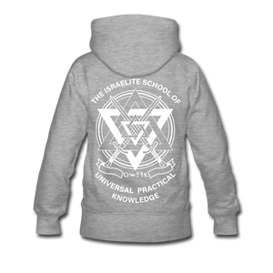 Raising Priests Women's Premium Hoodie - heather gray