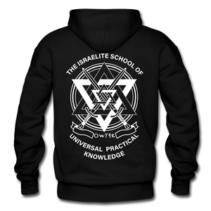 Raising Priests Heavy Blend Adult Hoodie - black