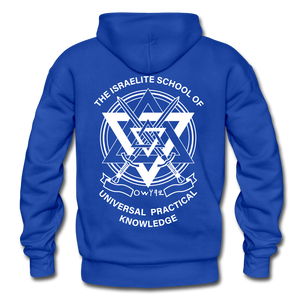 Raising Priests Heavy Blend Adult Hoodie - royal blue