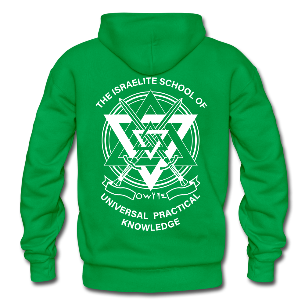 Raising Priests Heavy Blend Adult Hoodie - kelly green