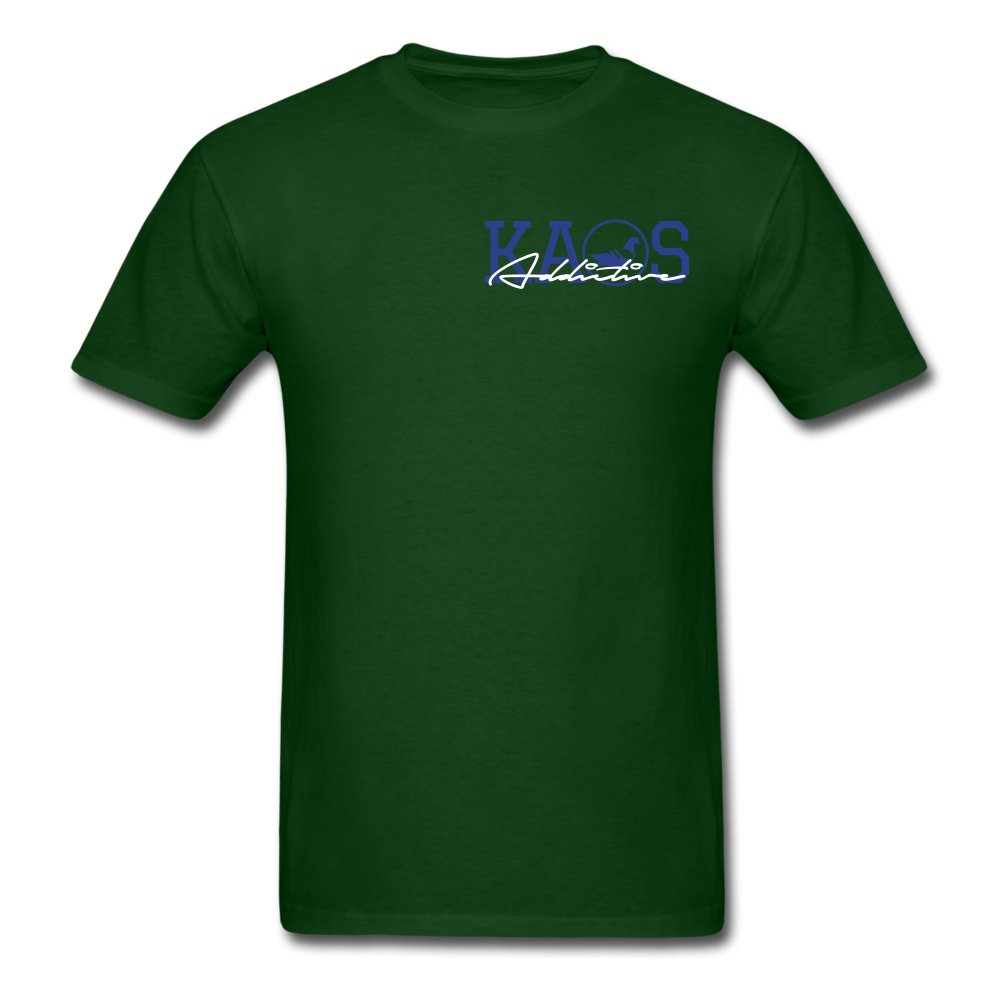 Anime Naruto Classic T-Shirt - forest green