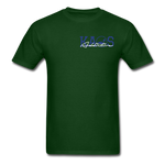 Anime Naruto T-Shirt - forest green