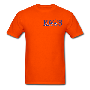 Anime Naruto T-Shirt - orange