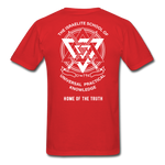 Seven Heads Classic T-Shirt - red