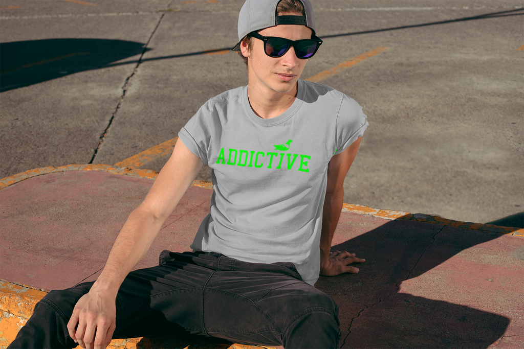 Addictive Neon T-Shirt