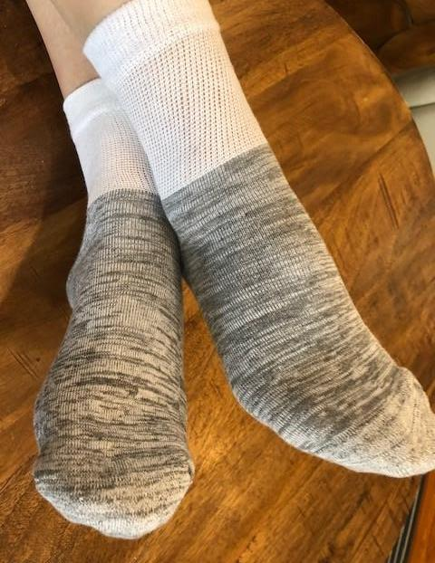 Cool Top Bamboo Socks 3-Pack