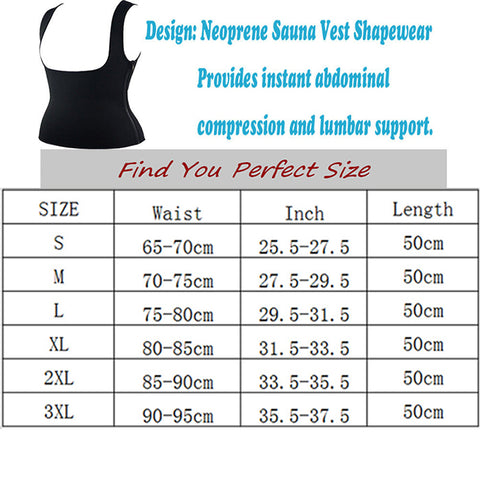 Image of Thermo Cami Hot Shaper
