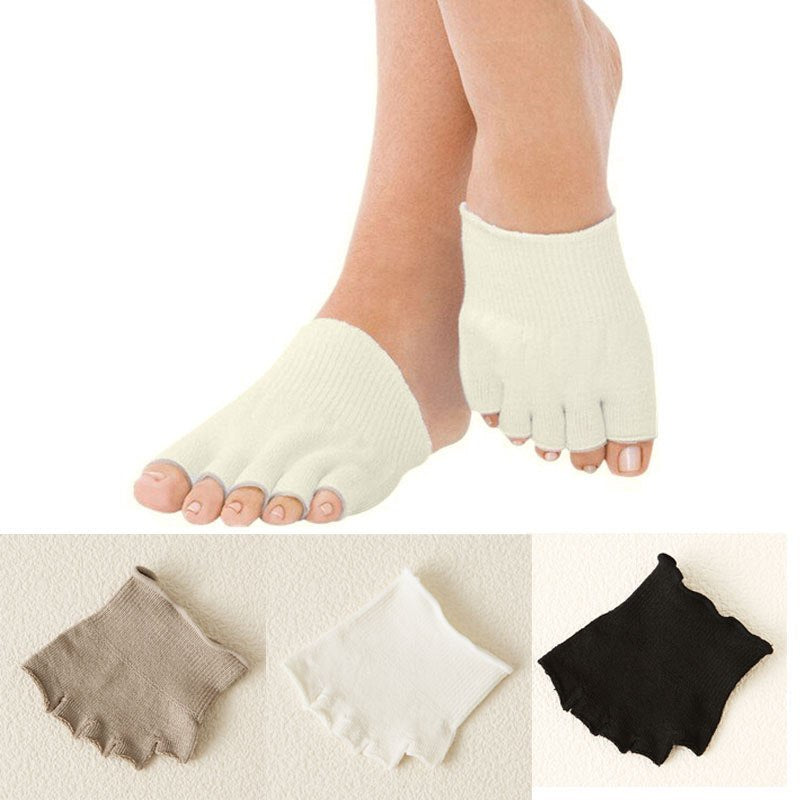 Women's Toe Separating Compression Socks