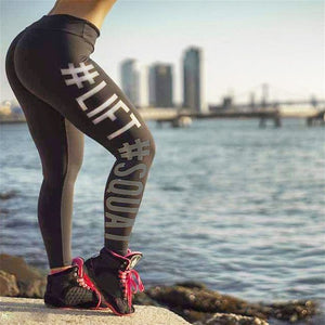 #LIFT #SQUAT Leggings