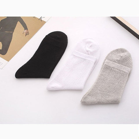 Image of Cirq Air Mesh Cooling Sock 5-pair