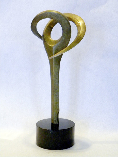 Whirlwind Bronze Sculpture