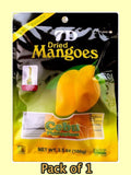 7D Dried Mangoes Fruit Snack 100g